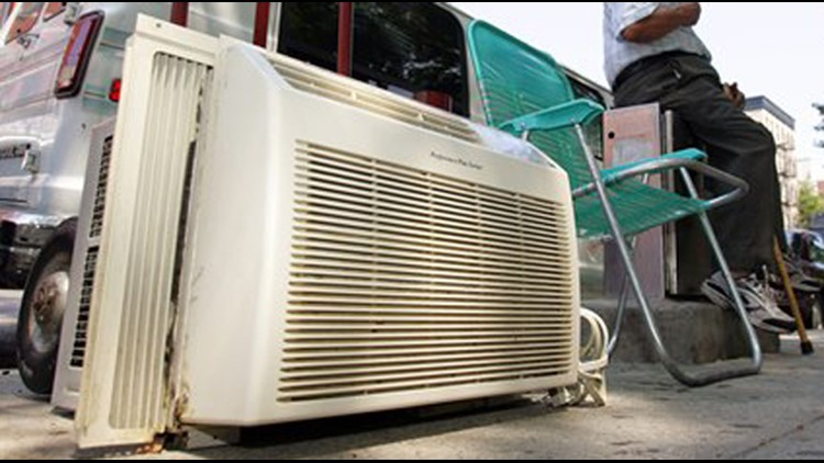 San Antonio to provide A/C units to 2,500 apartments to beat the heat