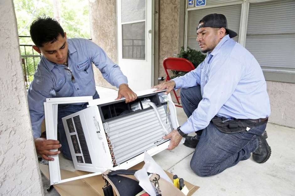 San Antonio finds another way to fund air conditioning in public housing
