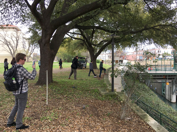 2019 Innovation in Affordable Housing Student Design and Planning Competition Site Visit – San Antonio Housing Authority, San Antonio, Texas