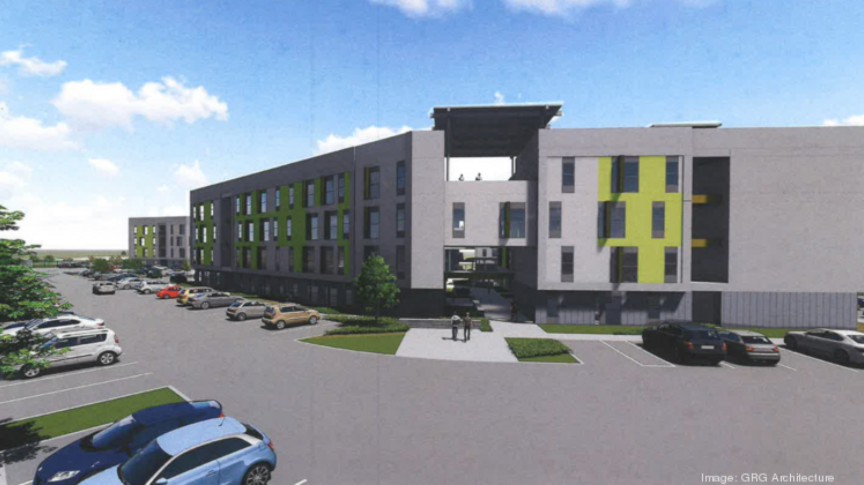 Low-income apartment complex breaking ground