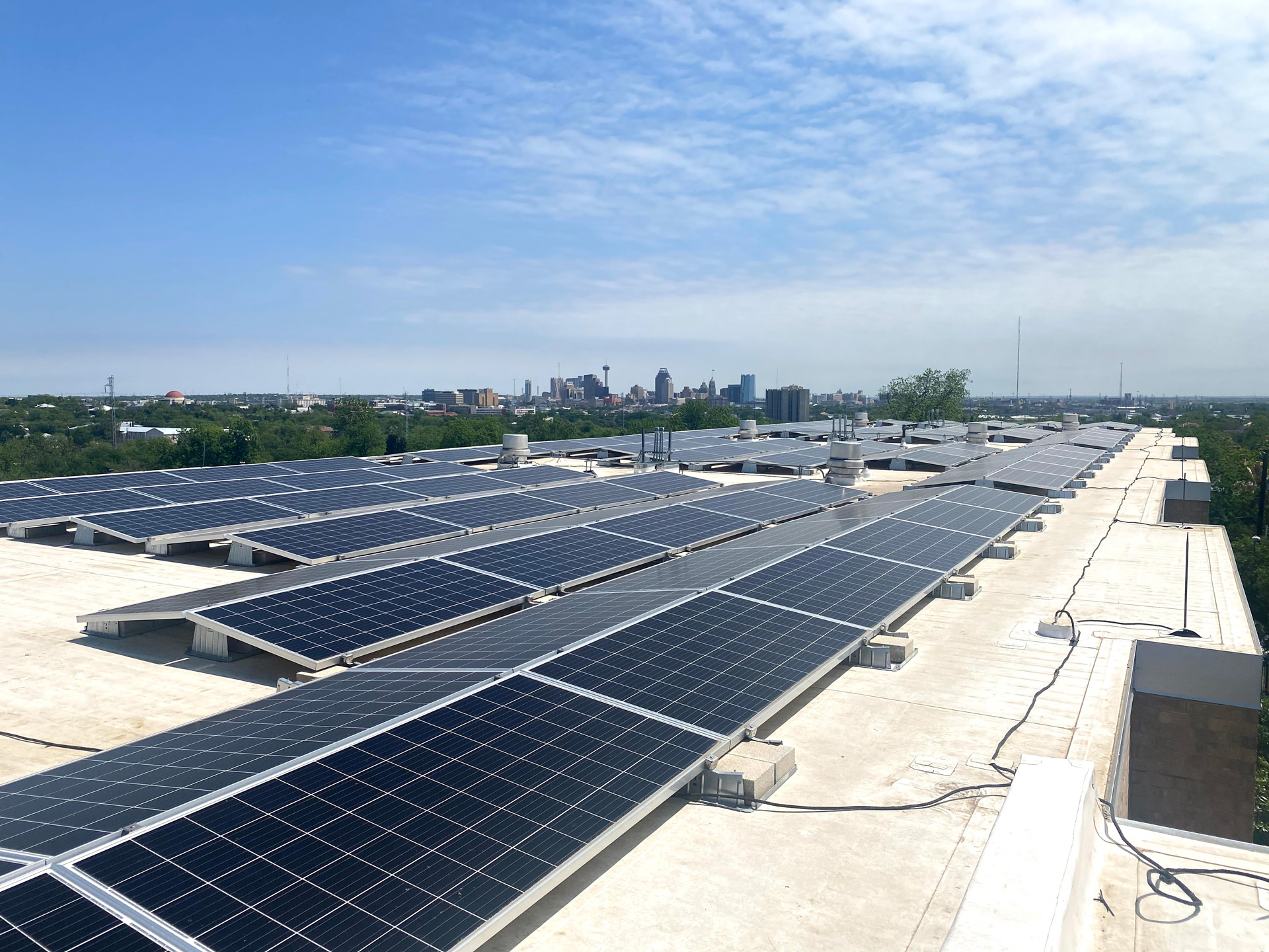 Solar Panels to Go Live at Public Housing Property Ahead of Earth Day